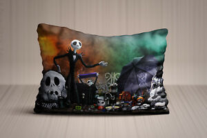 New Jack Skellington The Nightmare Before Christmas Pillow Case