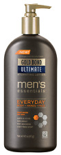 Gold Bond Ultimate Men's Essentials Everyday Moisture Hydrating Lotion 14.5 Oz