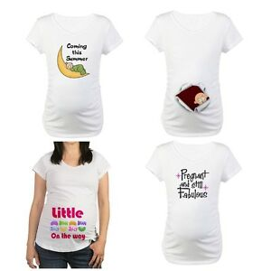 23d714198a3e8 Image is loading New-Cafepress-Maternity -Coming-Peekaboo-Jelly-Bean-Fabulous-
