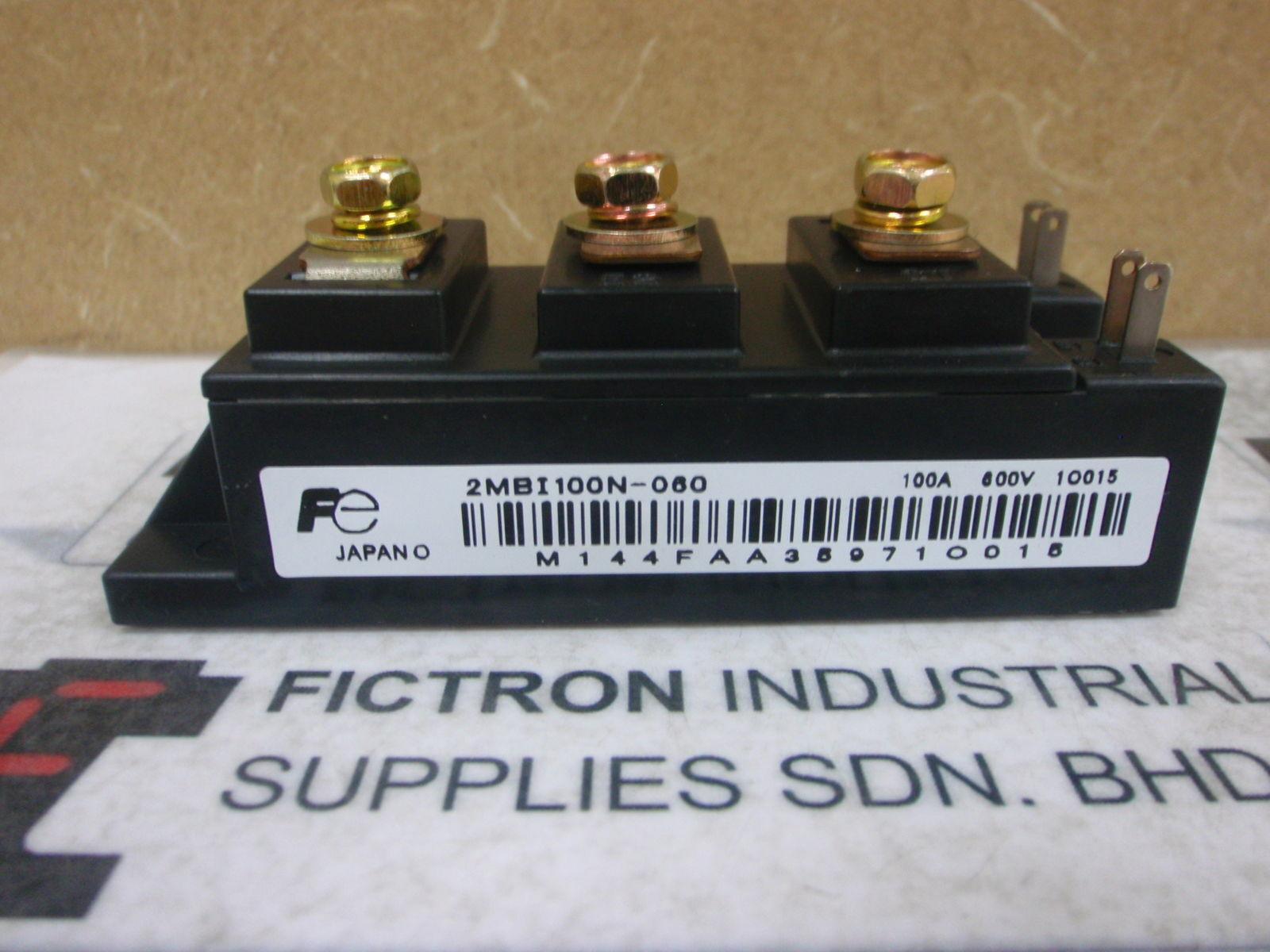 NEW 1PCS 2MBI100N-060-10 FUJI IGBT MODULE 2MBI100N060-10