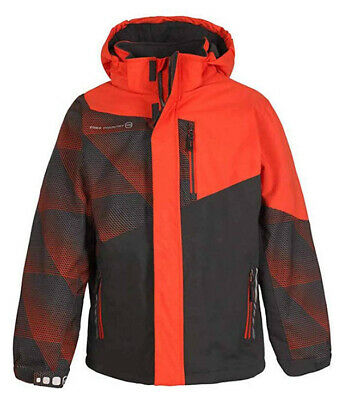 5-6 Free Country Boy's FCXTREME Coat-ELECTRIC BLUE-XS -NWT