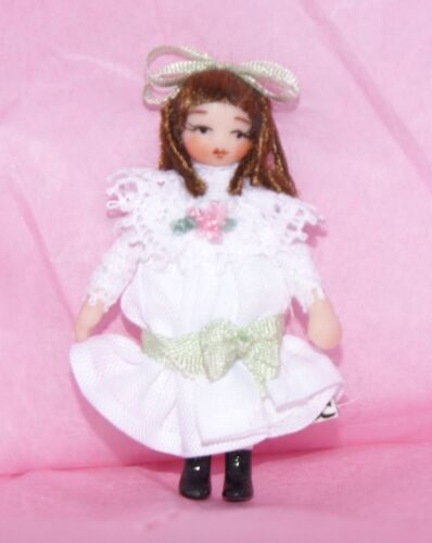 "#600 ""ABBIE"" by ETHEL HICKS ORIGINAL ANGEL CHILDREN DOLL"