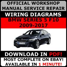 Bmw x3 f25 series 2010 2017 workshop service repair manual ebay official workshop service repair manual for bmw series 5 f10 2009 2017 sciox Choice Image