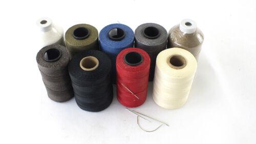couture à la main ciré thread.upholstery /& craft utilisation. Ficelle fil rembourrage *