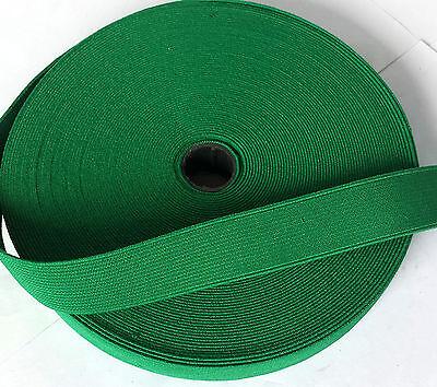 22mm Flat Plain Elastic Waistband Notion sewing cuffs tailoring craft