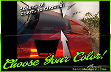 Ram Air Hood Center Stripes Blackout Fits 2002 Amp Up Dodge Ram Daytona Srt10