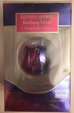 BRITNEY SPEARS Fantasy Twist Spray 1 oz 30ml  2 Fragrances in 1 NEW