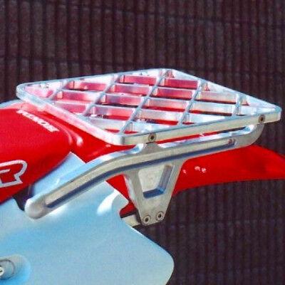 Pro Moto Billet Rear Cargo Rack Honda XR650R 00 01 02 03 04 05 06 07 NEW