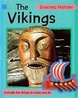 The Vikings by Sally Hewitt (Hardback, 2006)