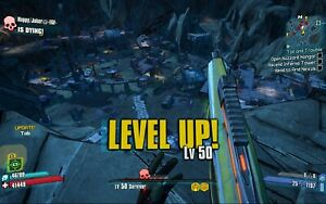 Details about Borderlands 2 PS4 Instant Level 1-80 Boost Max  Money/Weapons/Max Eridium On Sale