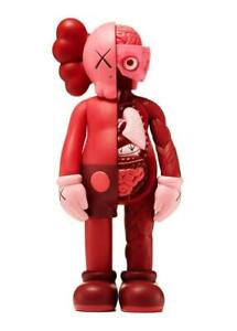 KAWS Companion 400% Flayed Edition Vinyl Figure Blush Limited Edition 2017