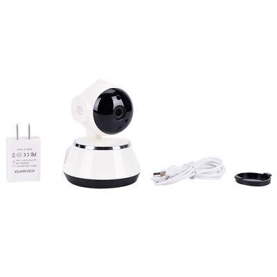 Wireless Pan Tilt 720P Network Home CCTV IP Camera IR Night Vision WiFi Webcam @