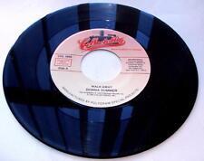Donna Summer Walk Away b/w Rumour Has It 1979 R&B Disco 45rpm New Reissue NM