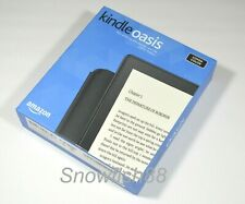 Brand New Amazon Kindle Oasis E-reader Free 3G+WiFi w/ Leather Charging Cover