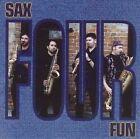 Sax Four Fun * by Sax Four Fun (CD, 1998, Splasc(h) Records)