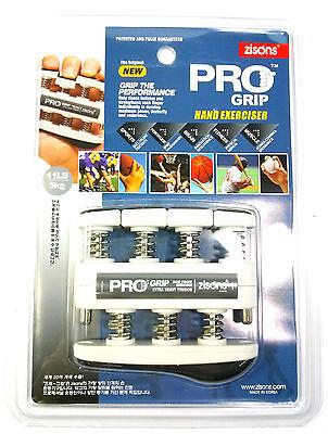Pro Finger Hand Wrist Arm grip strength exerciser (11LB)