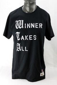 Hustle-GANG-s-s-certains-tribu-Knit-T-shirt-noir-271-6306