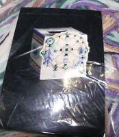 Design Works Dreamcatcher Tissue Box Cover Plastic Canvas Kit