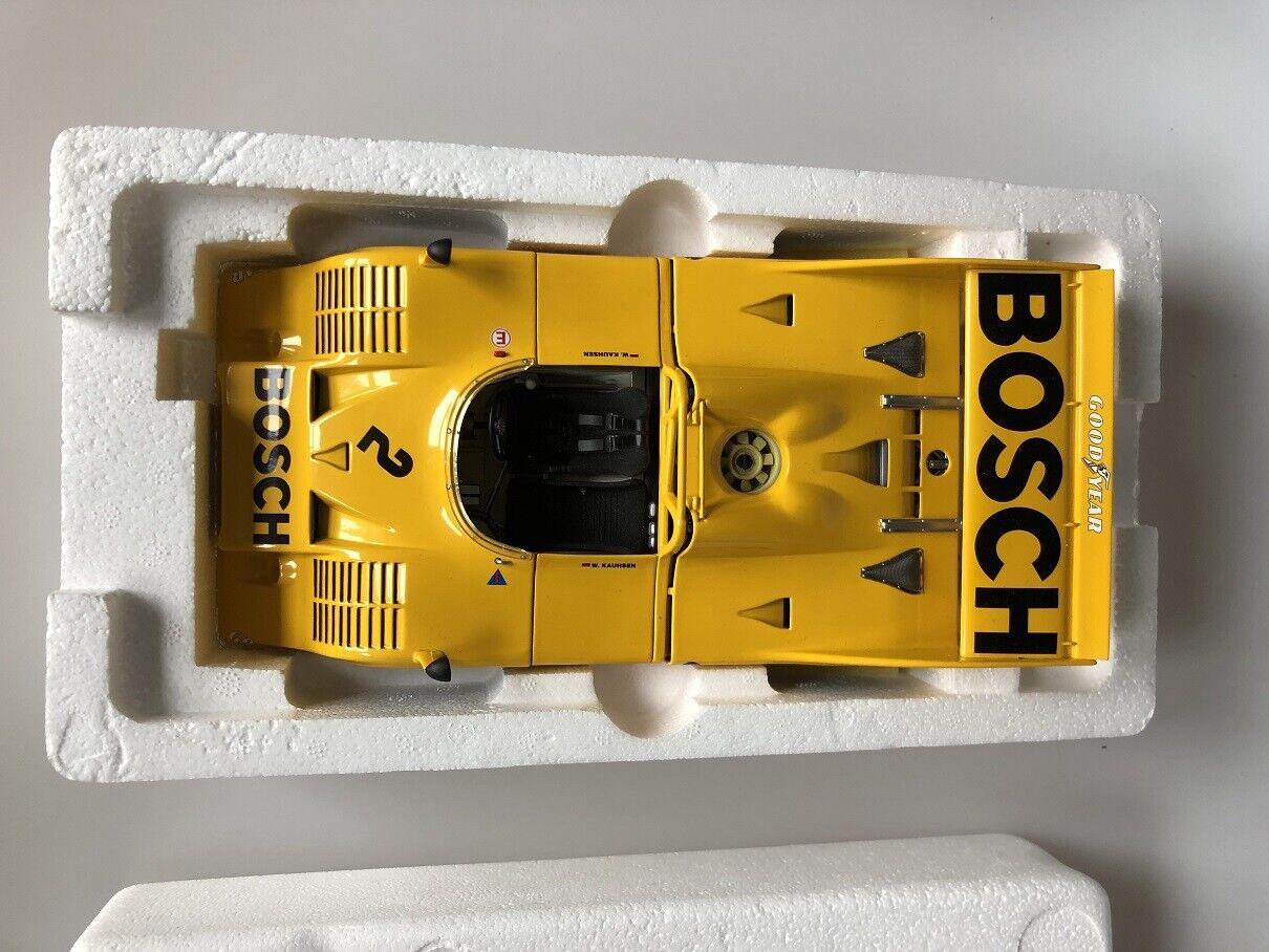 1:18 Minichamps PORSCHE 917/10 TEAM BOSCH N 2 WINNER EIFELRENNEN NURBURGRING
