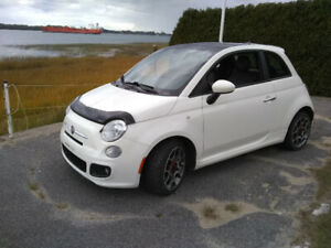 Fiat 500 2012  cute and sweet