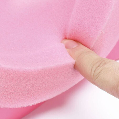 Foam Bath Support Sponge Bathing Cleaning Body Support Safety Mat for Baby ZB1X