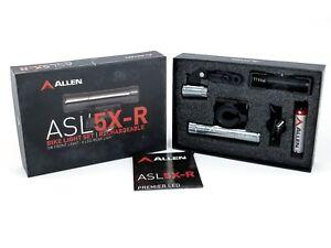 Allen Sports 5W USB Rechargeable Aluminum Light Set ASL 5X-R