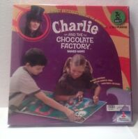 Rare Charlie And The Chocolate Factory Johnny Depp Board Game Willy Wonka