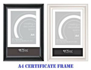 A4-Certificate-Frame-University-Graduation-Degree-Wall-Mountable-Free-Standing
