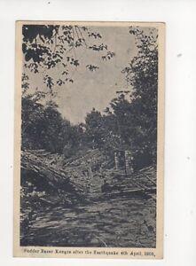 Sudder Bazar Kangara After Earthquake 1905 India Postcard 063b - Aberystwyth, United Kingdom - Sudder Bazar Kangara After Earthquake 1905 India Postcard 063b - Aberystwyth, United Kingdom