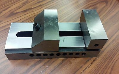 "4/""X11-1//2/""/"" TOOL MAKER/'S PRECISION SCREWLESS VISE NEW"