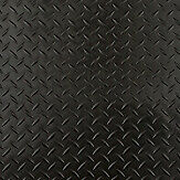 New Fully Tailored Car Floor Mats Black Checker Rubber Fiat Panda 2015-Present
