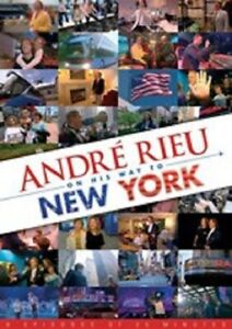 Andre-Rieu-034-Andre-Rieu-on-his-way-to-New-York-034-DVD-NUOVO