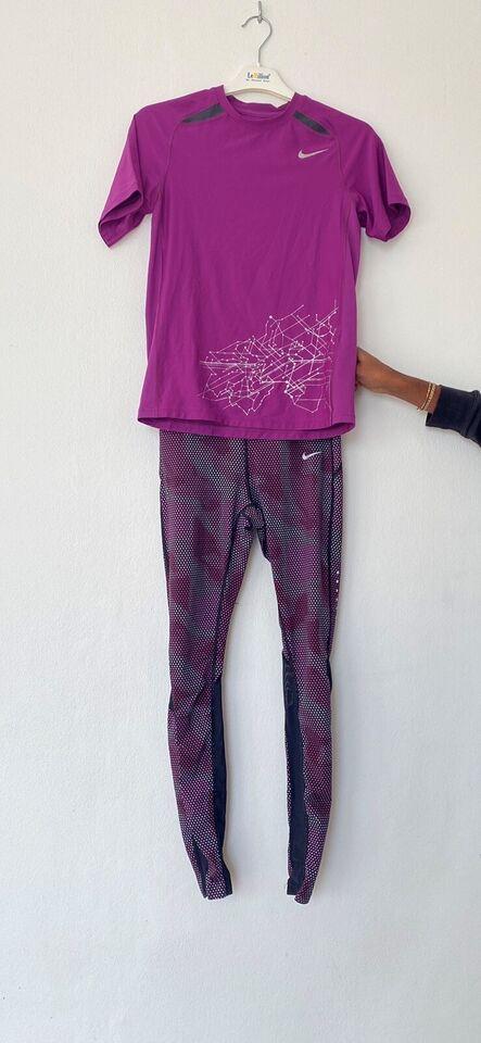 Løbetøj, Bluse+buks, Nike
