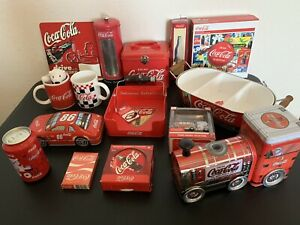 COCA-COLA-Bundle-Set-Collection-LOT-OF-15-Variety-Coke-Products