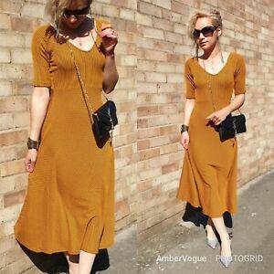 Zara-New-Flowing-Midi-Dress-SIZE-S-UK-8