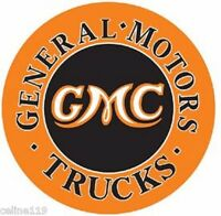 Gmc Trucks Vintage Style Metal Signs Man Cave Garage Decor 69