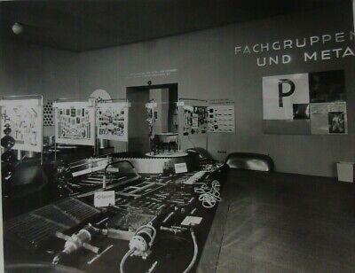 Original Vintage Heinz Loew And Joost Booth Berlin 1934