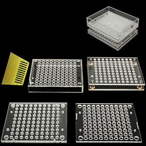 Manual-Capsule-Filler-set-Size-00-100-Hole-Acrylic-Capsule-Filling-Machine-Tool