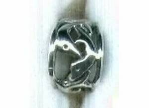 (one) Very Pretty Sterling Silver Dolphins Ear Cuff