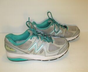 competitive price c8088 1d7e4 Details about NEW BALANCE 1540/V2 Men's USA made Silver/Green Running  Shoes-SZ 11D