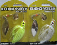 2 - Booyah Tandem Blade - 1/2 Oz. - Two Popular Colors