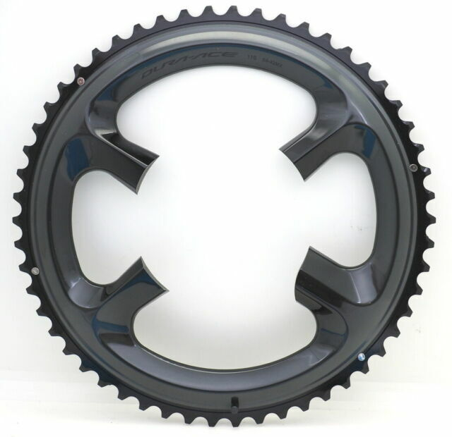 Shimano Dura-Ace FC-R9100 11-Speed Double Inner Chainring MX-Type 110 BCD x 42T