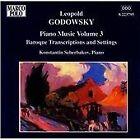 Leopold Godowsky - Godowsky: Piano Music, Vol. 3 (1999)