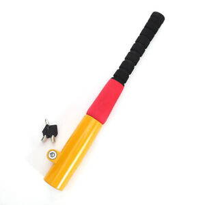 1X-Batte-de-baseball-resistante-Antivol-Serrure-de-securite-de-volant-de-v-S1R6
