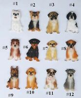 """NEW YELLOW LAB LABRADOR RETRIEVER Magnet Deluxe 3-1/2"""" HIGH Sale DOG BREED  #7"""