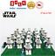 21pcs-lot-STAR-WARS-Clone-Trooper-Commander-Fox-Rex-Mini-toy-building-block thumbnail 11