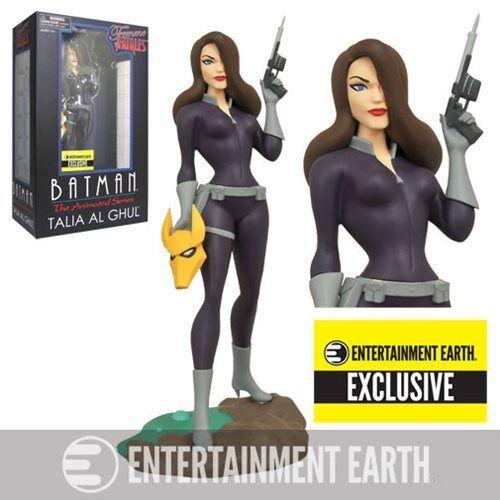 Batman  der animierten serie taiia al ghul femme fatales statue
