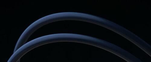 "Black High Performance Silicone Vacuum Hose Boost Tube Tubing 3mm1//8/"" ID"