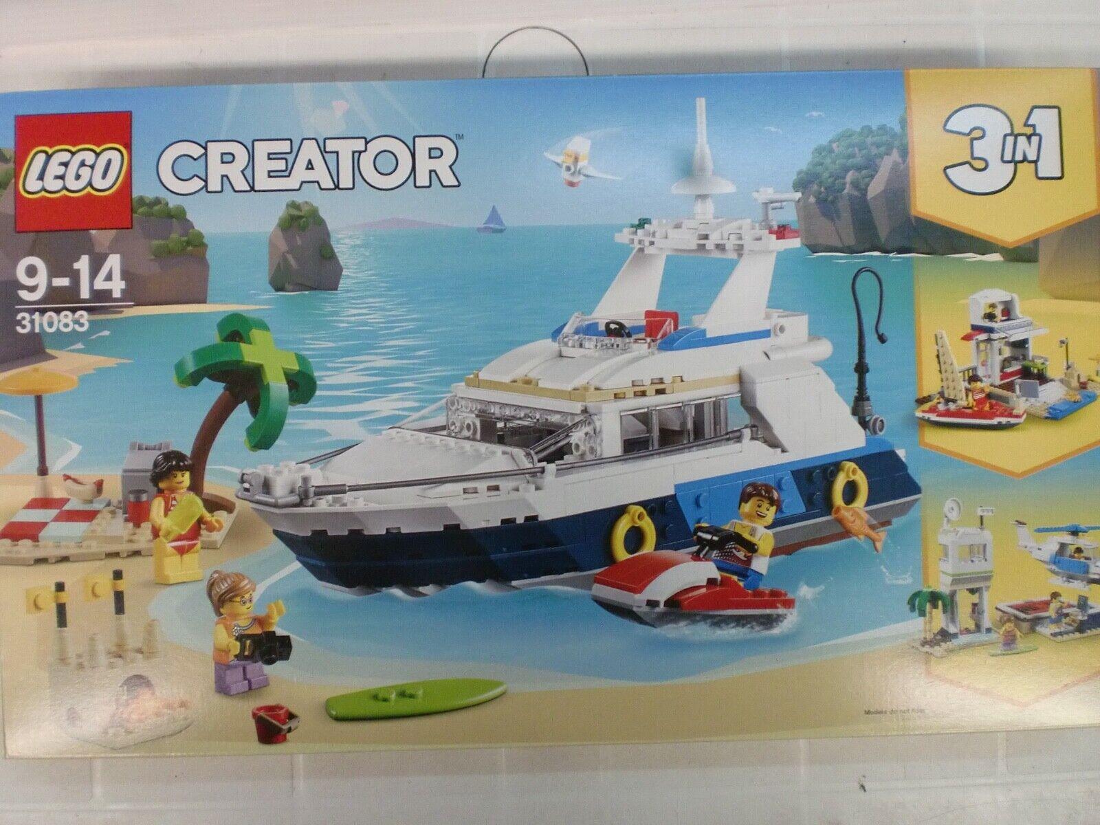 LEGO 31083 - AVVENTURE IN MARE - SERIE CREATOR