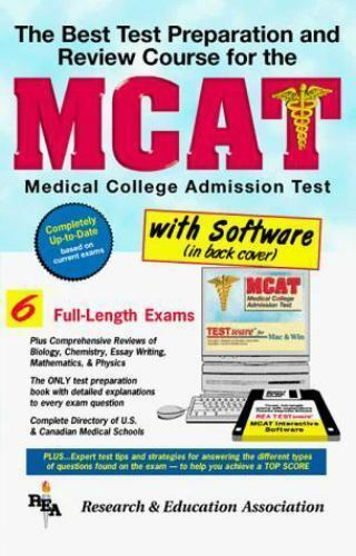MCAT : The Best Test Preparation for the Medical College Admission Test with...